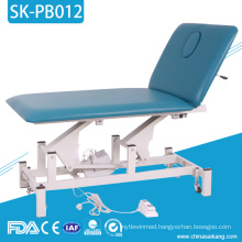 SK-PB012 Stainless Steel Medical Examination Couch Bed
