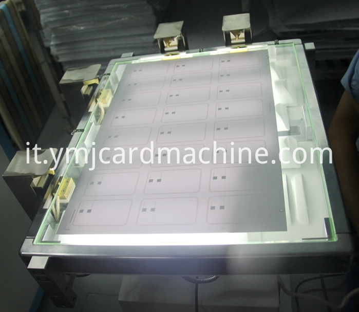 Card Manual Welding Machine