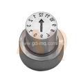 Composants de haute précision de moule de précision de timbre de date (MQ2124)