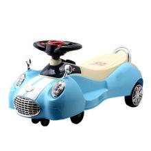 Baby Swing coche con la música y la luz intermitente, Twist Car