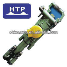 Pneumatic rock drill YT24