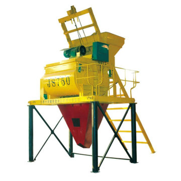 Js750 Concrete Mixer
