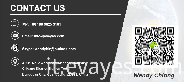 EVA custom products manufacture-Name Card