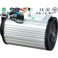 moteur de traction de haute qualité de 3Kw pour la voiture électrique à vitesse réduite