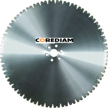 1200mm Diamond Wall Saw Blade