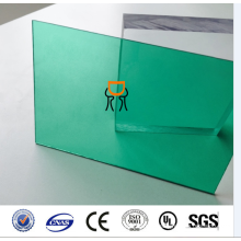 frosted solid polycarbonate roof sheet/frosted solid polycarbonate sheet