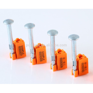 hot sale security padlock seal with ISO17712 standard
