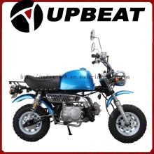 Upbeat Motorcycle 110cc Monkey Bike 110cc Gorilla Bike Blue