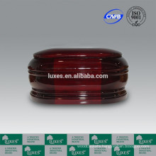 LUXES Solid Mahogany Wood Urn UN10 Urns For Ashes