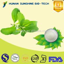 Extracto puro de Stevia puro a granel del polvo de sabor de los aditivos alimentarios 2015