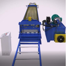 Bodenbelagmaschine Bodenbelag Profiliermaschine