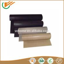 Hecho en Jiangsu PTFE tela ptfe fibra de vidrio precio de la tela