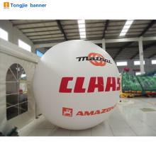 Ballon gonflable de publicité avec le ventilateur