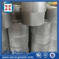 Rolling Metal Mesh Rolled