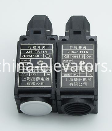 Travel Switch for Xizi Otis Elevator Oil Buffer 236-TR11A | 236-ZR11A