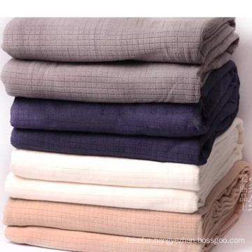 Polyester Cotton Fleece Airline Blankets Wholesale