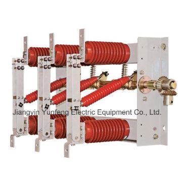 Precio razonable para uso en interiores de 24kv Interruptor aislante de alto voltaje-Yfgn-24