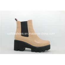 Fashion High Quality Women Boots with Simple Designs
