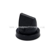 Válvulas de retención de silicona personalizadas para prevención de reflujo