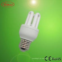 Lâmpada de poupança de energia de 9W de 3U