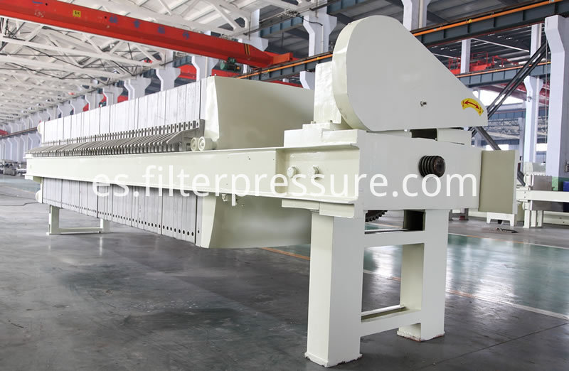 Mechanical Filter Press