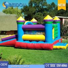Популярный мини-прыгающий прыжковый замок Надувной замок Bouncy Bouncer