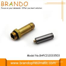 CNG автомобиль давления редуктора электромагнитный клапан арматуры трубка