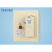 Boîte d'interrupteur fusible