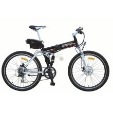 26 Inch Alloy Folding Electric Bike With 36V 250W