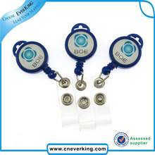 Steel Type and Badge Reel Product Type ID Badge
