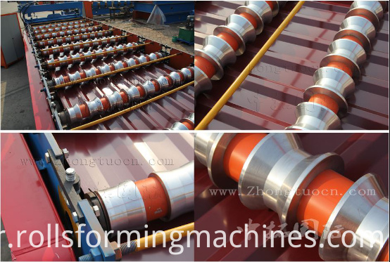 Tile Roll Forming