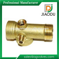 5 way brass fitting