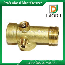 5 way brass fitting