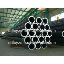 Tube rond sans couture d'acier allié d'ASTM A572 GR50 fabriqué en Chine