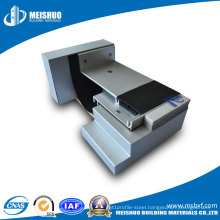 Extruded Aluminum Expansion Joint Covering