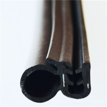 EPDM Extruded Auto Windshield Rubber Seal Strip