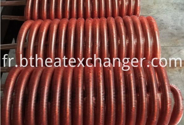 Bimetallic Extruded Fin Tube 5