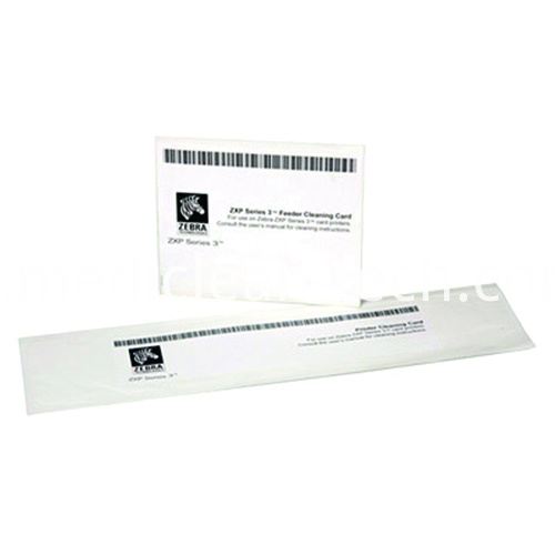 Zebra 105999-101 Cleaning Card Kit for ZXP Series 1