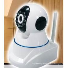 Caméra de sécurité sans fil IP Mini WiFi avec P2p et audio à 2 voies