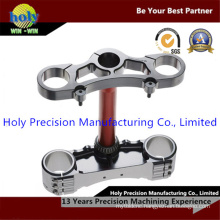 CNC Machining Triple Clamps Dirt Bike Parts