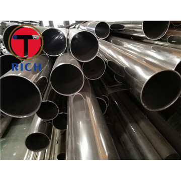 ASTM A270 SS sanitary tubes 316 68.3mm stainless steel pipe