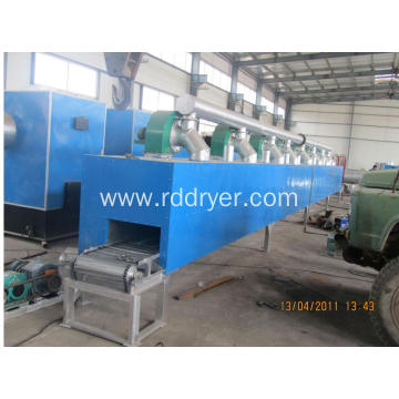 Belt Drier for Coal Briquette