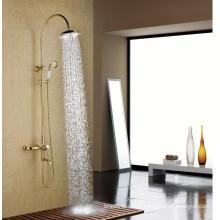 Luxury Wall Mounted Single Handle Shower Set (ICD-G1001)