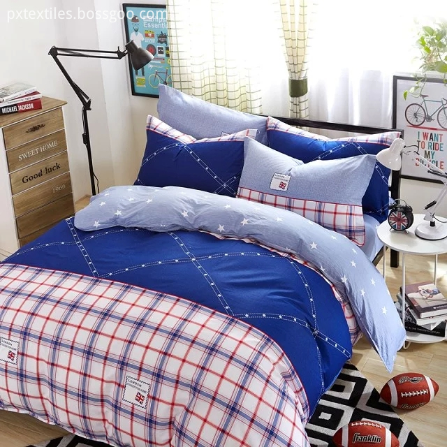 Cotton Bed Cover Set