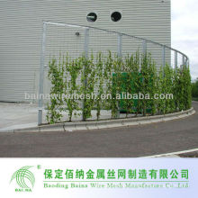 Decorative Green Plant Climbing Wall Mesh