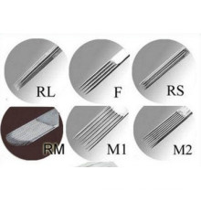50 PCS Pre-Made Professional Disposable Sterile Tattoo Shading Needles Hb05