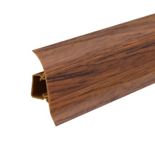 P44-A, Modern House Plastic Skirting Board PVC Plinth