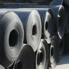 Informe de prueba TRI Material de impermeabilización de HDPE