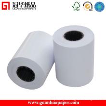 SGS 2-Ply Weiß / Kanarischen Carbonless Papier für POS, Drucker