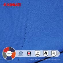 Fournisseur professionnel de tissu résistant au feu de fibre d'Aramid avec le prix resonable